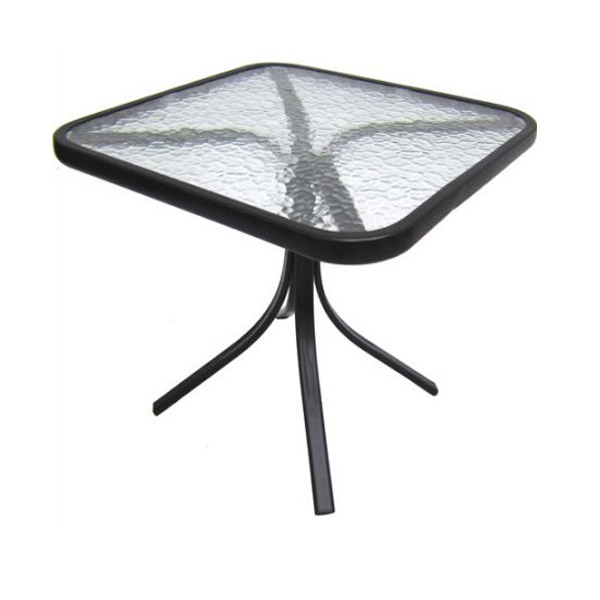 Pattern-glass-table