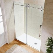 clear-glass-shower-door