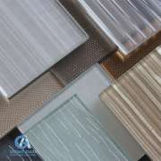 fabric-laminated-glass-wall-finishing
