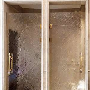 fused-glass-shower-door